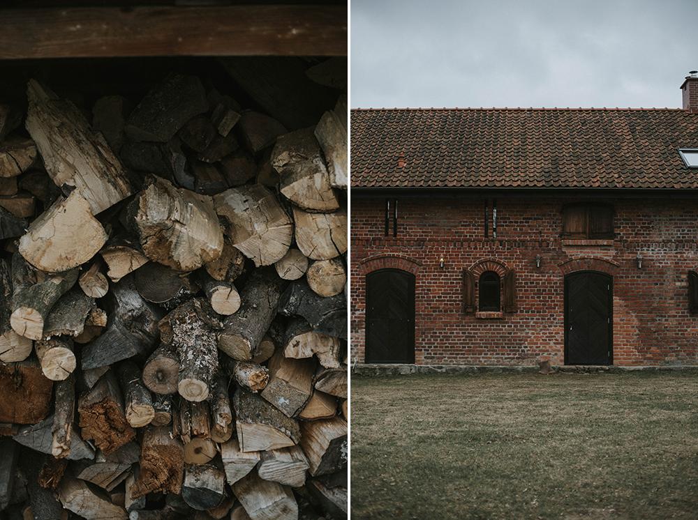 dom warmia drewno