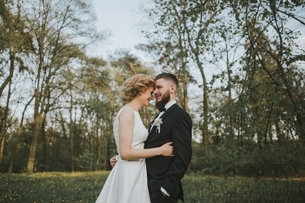 ślub jarocin sesja ślubna park poznań