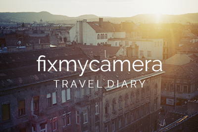 fixmycamera travel diary
