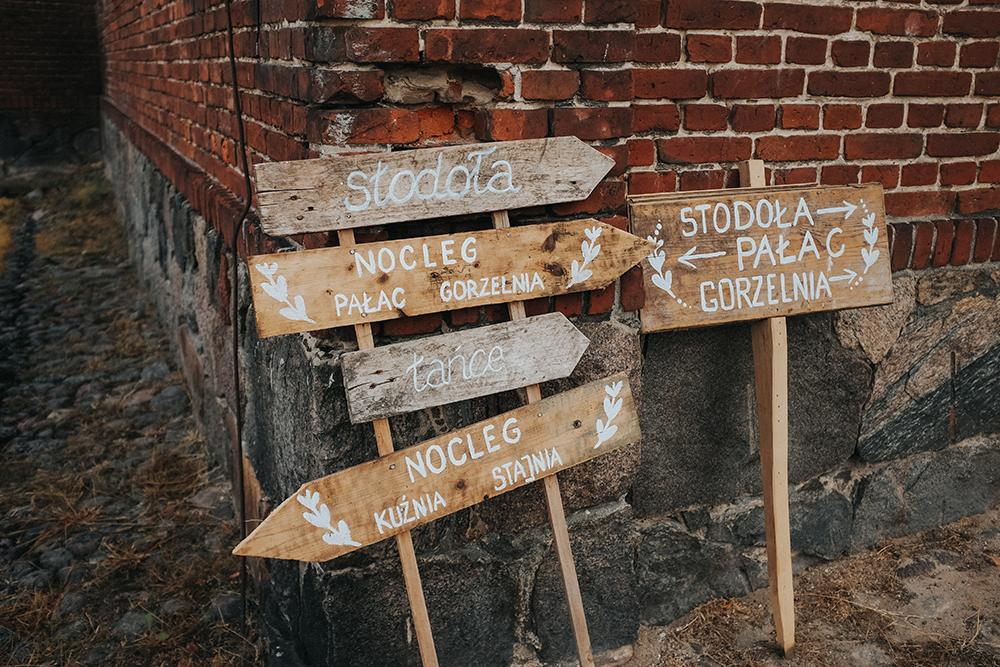 ślub folwark wąsowo znaki stodoła