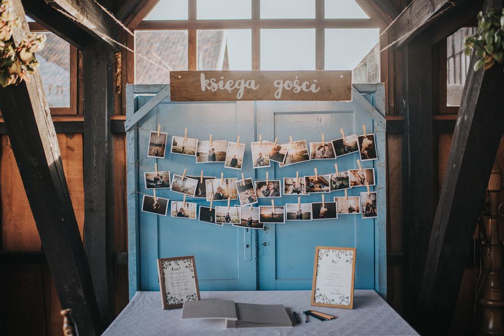 księga gości papierowe sztuki ślub