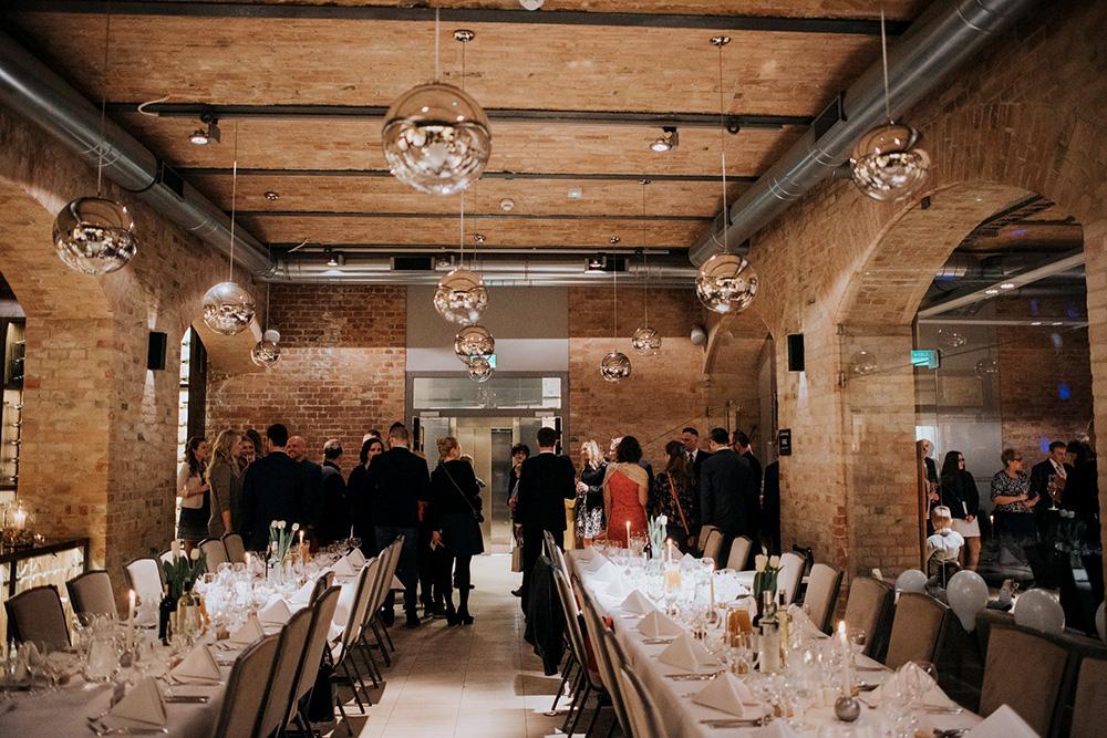 q hotel grand cru wedding reception gdańsk