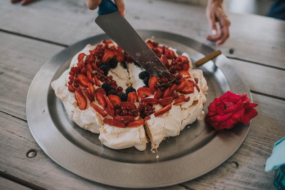 polna zdrój wedding wesele ślub beza tort