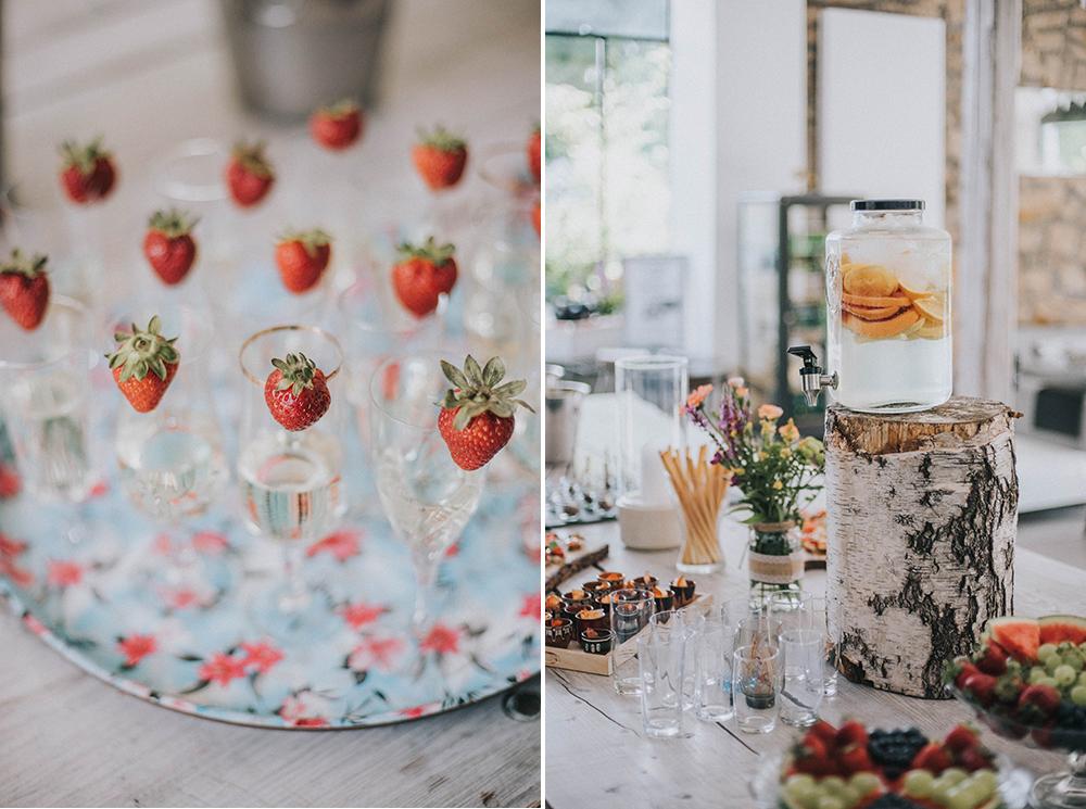 polna zdrój wedding wesele ślub jedzenie