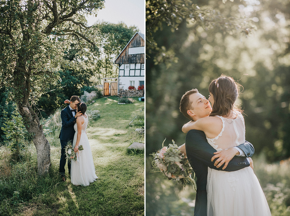 kameralny ślub polna zdrój wedding sierpień