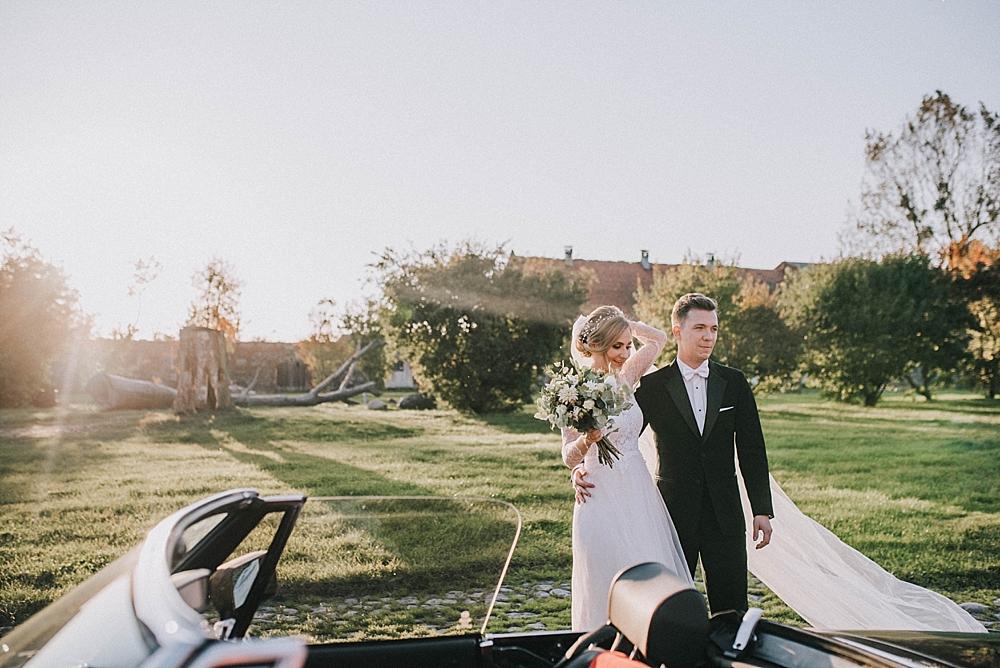 folwark wąsowo wrzesień jesienny ślub