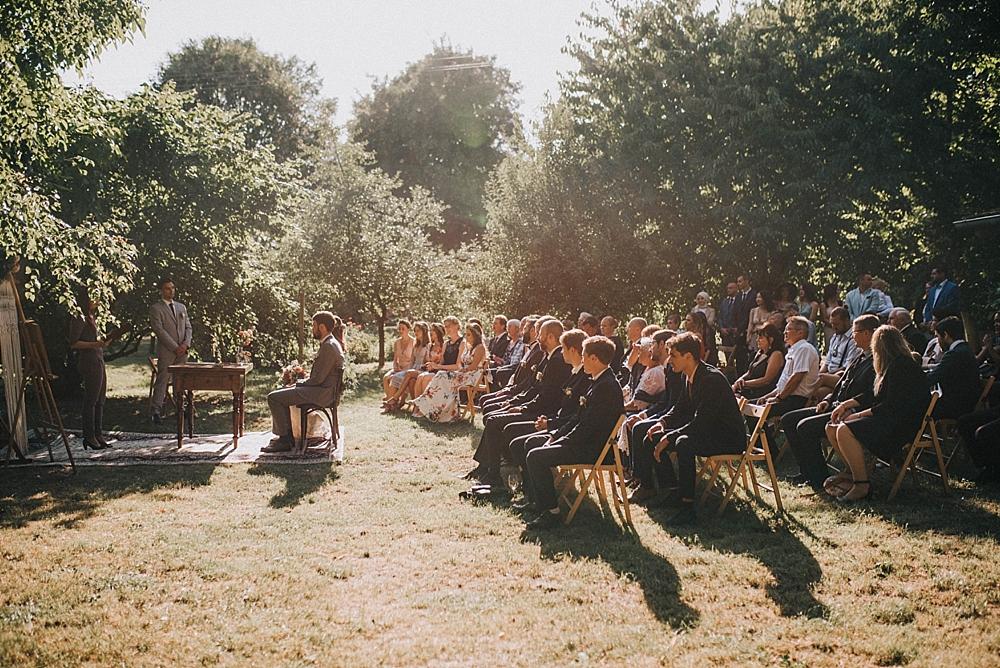 ceremonia cywilna w ogrodzie slub plenerowy folwark wąsowo sierpień