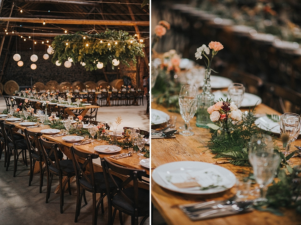 barn wedding rustic boho venue Poland Folwark Wąsowo
