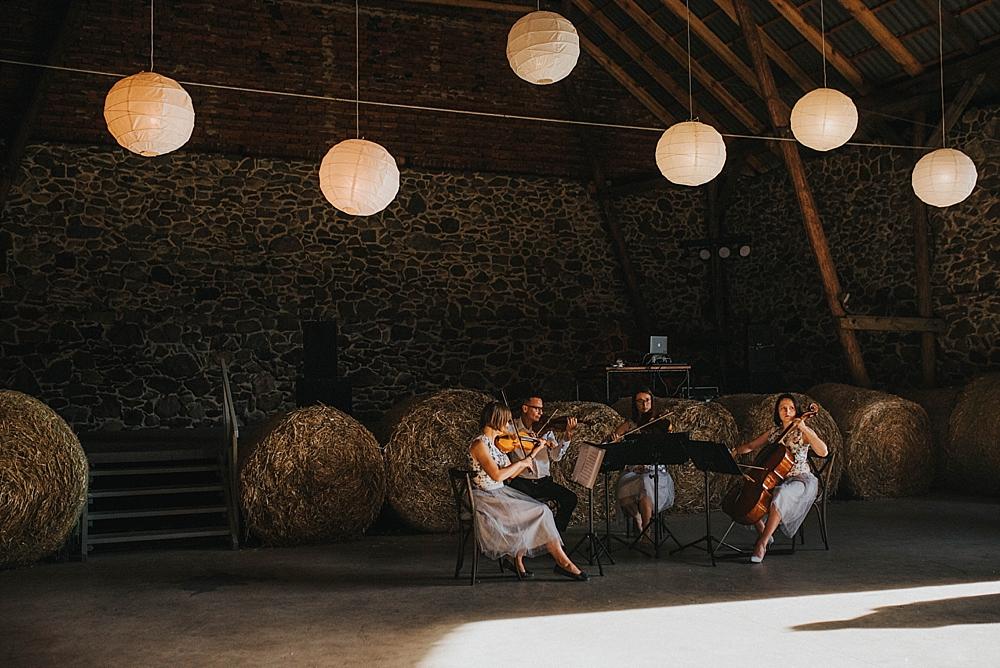 stringarte quartet folwark wąsowo stodoła muzyka
