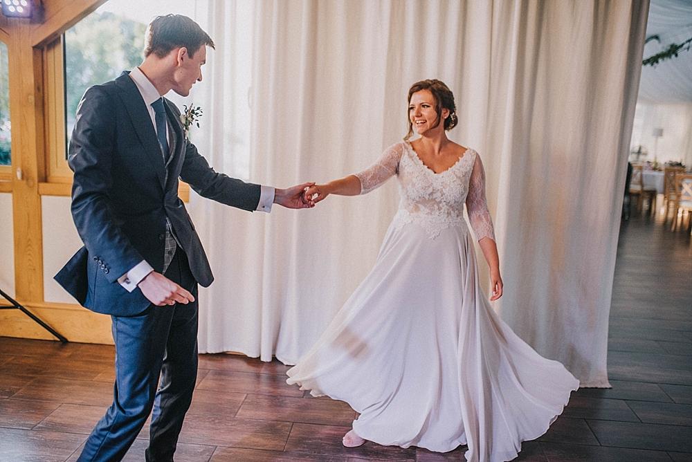 kalinówka gdańsk slub namiot wesele