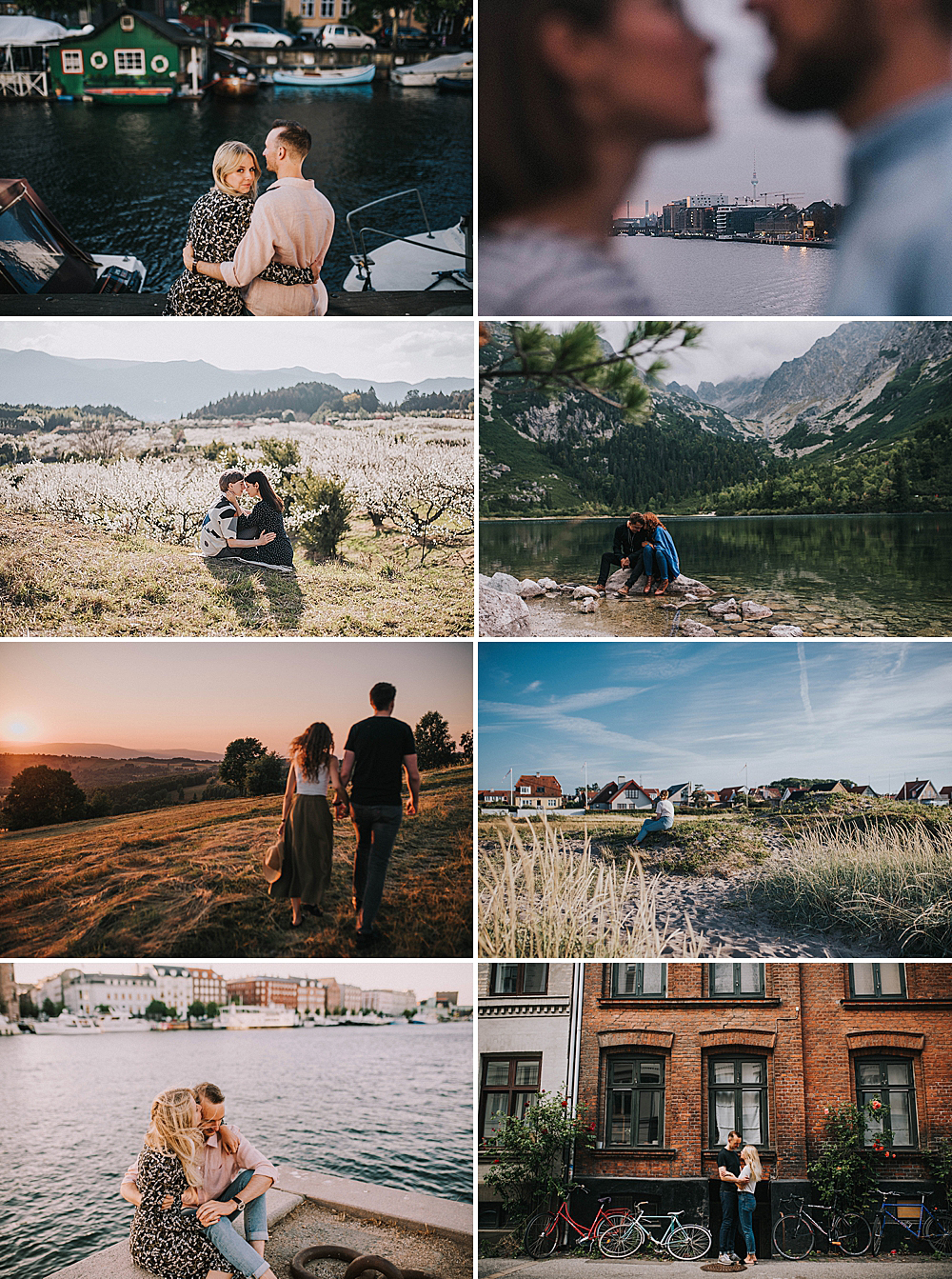 destination wedding photography engagement elopement sessions