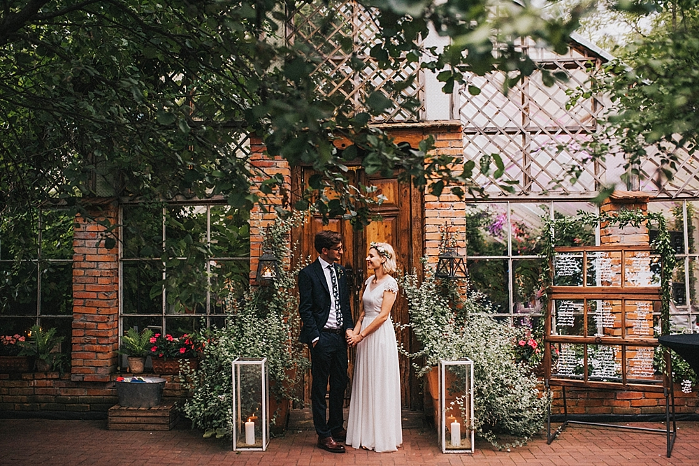 stara oranzeria slow wedding