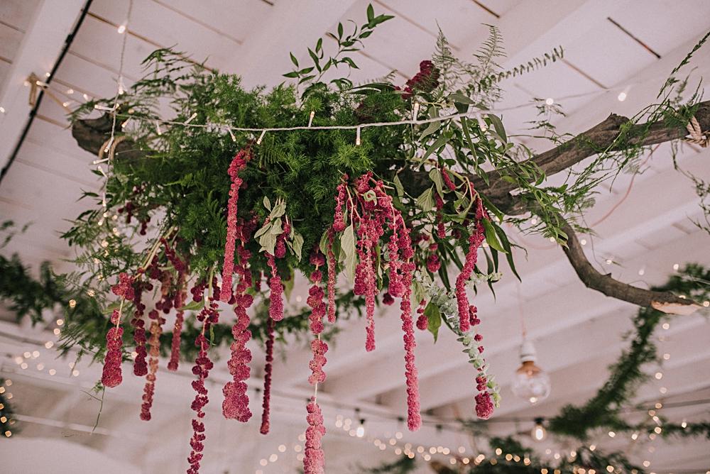 polna zdrój jesienny ślub sabada dekoracje szarłat