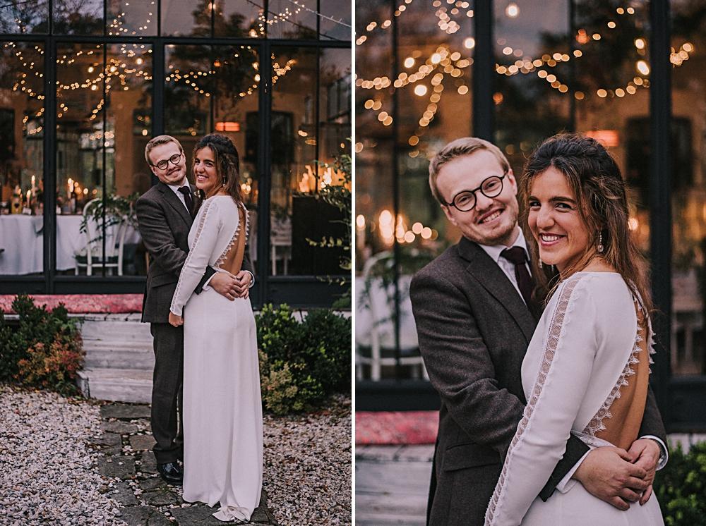 polna zdrój sesja jesień wesele ślub kameralnie