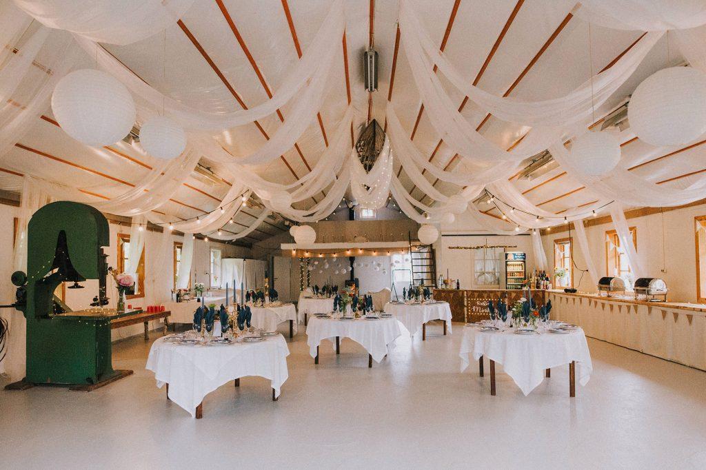 ślub w norwegii nad morzem kristiansand sala