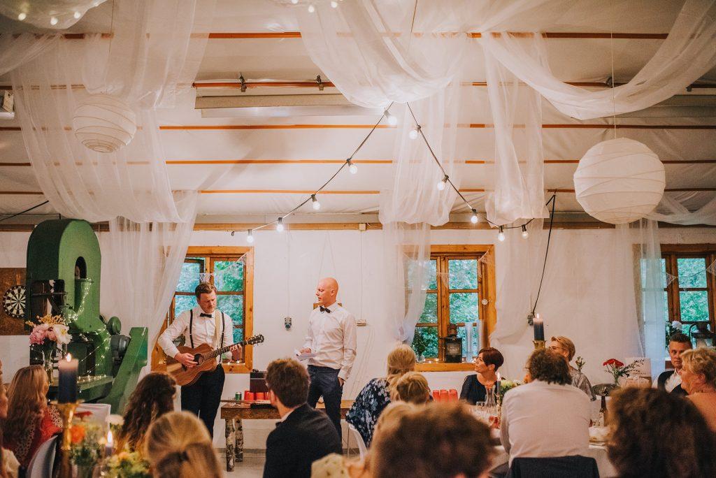 kristiansand norway wedding singing