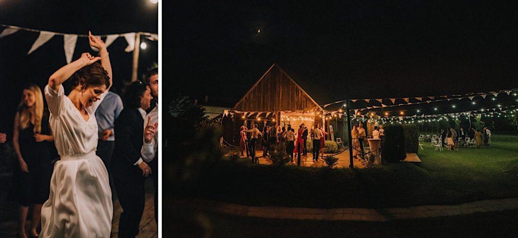 slow wedding ślub bez stresu stodoła tańce noc wesele
