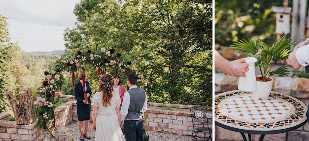 polna zdrój ślub cywilny plenerowy