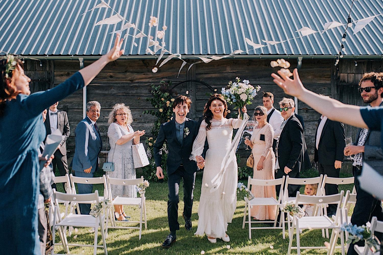 ślub plenerowy wesele w folwarku ruchenka