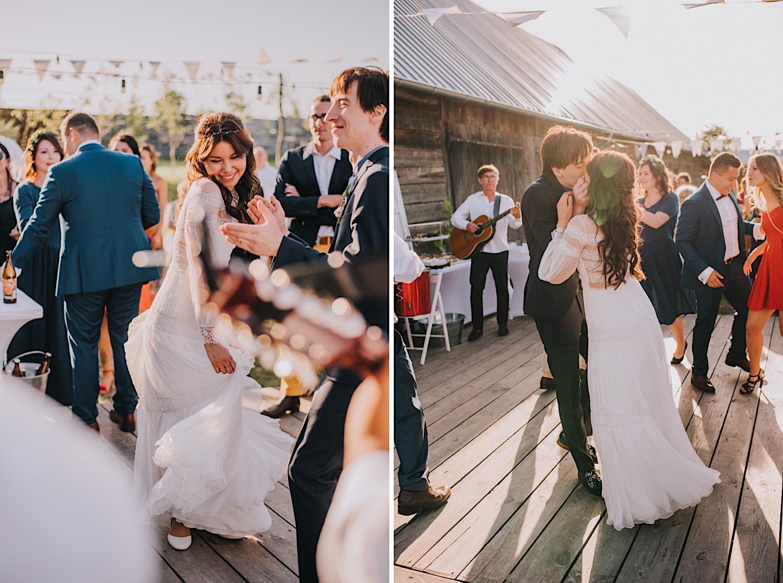 wesele w folwarku ruchenka tańce pod gołym niebem