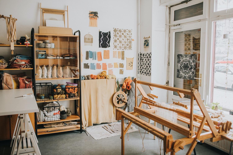 kaliko berlin studio textile workshop